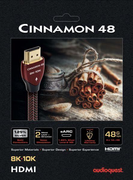 AudioQuest Cinnamon 48 HDMI kábel