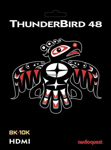 AudioQuest ThunderBird 48 HDMI kábel