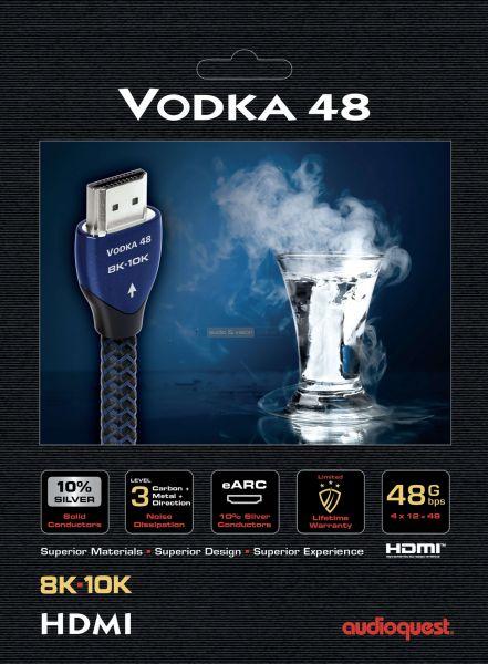 AudioQuest Vodka 48 HDMI kábel
