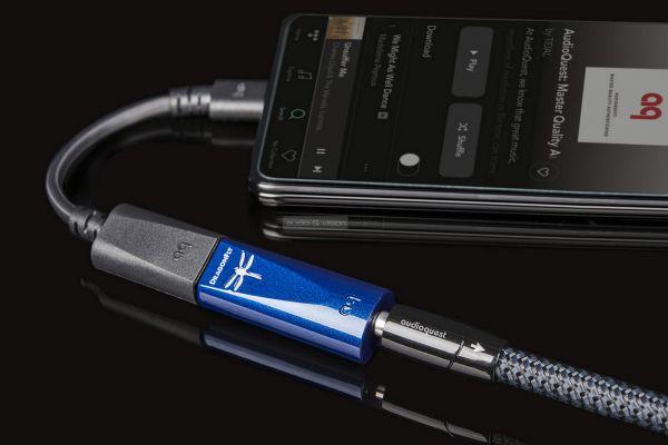 AudioQuest DragonFly Cobalt USB DAC