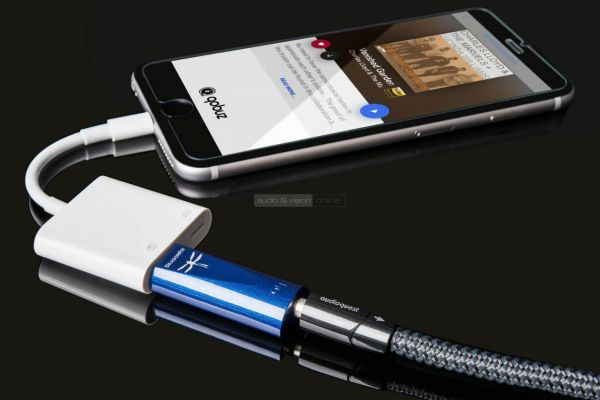 AudioQuest DragonFly Cobalt USB DAC