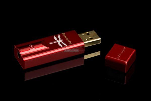 AudioQuest DragonFly Red USB DAC