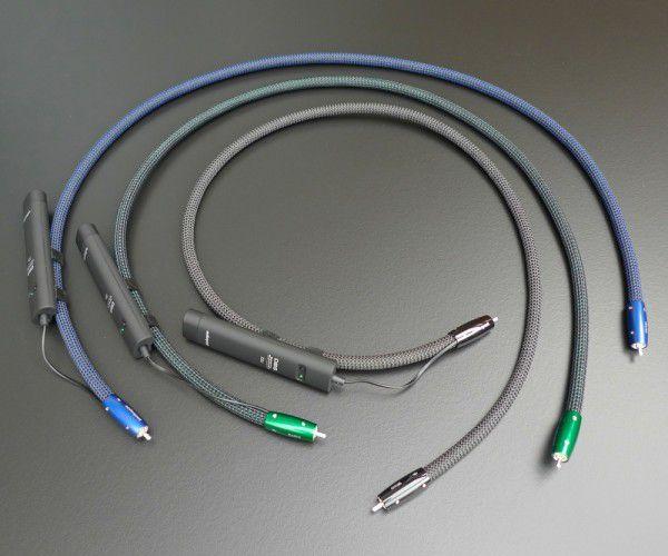 AudioQuest Elements RCA interkonnekt kábelek