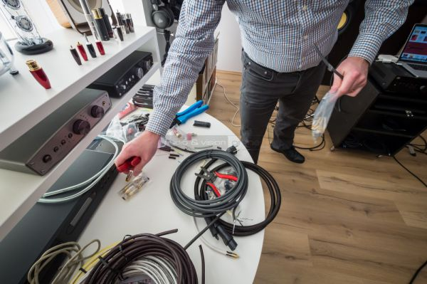 AudioQuest ITC termékek bemutatója