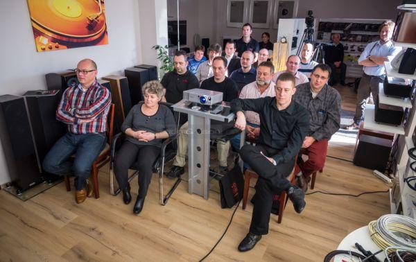 AudioQuest szakmai tájékoztató Magyarországon