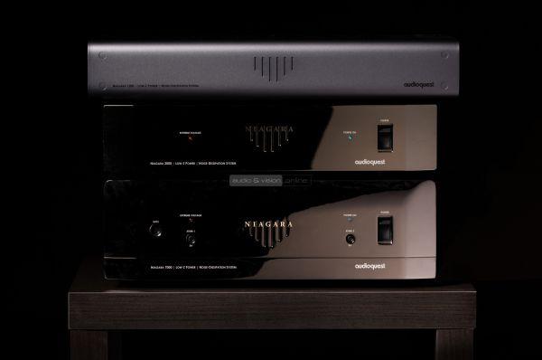 AudioQuest Niagara 1200 3000 7000 tápszűrők