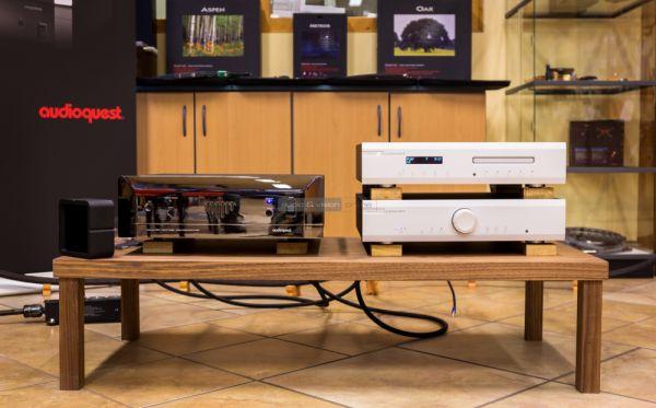 AudioQuest Niagara 7000 és Musical Fidelity