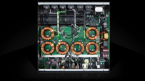 AudioQuest Niagara 7000 belső