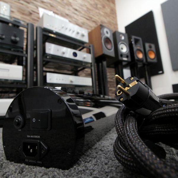 AudioQuest Niagara tápszűrők az Extreme Audioban