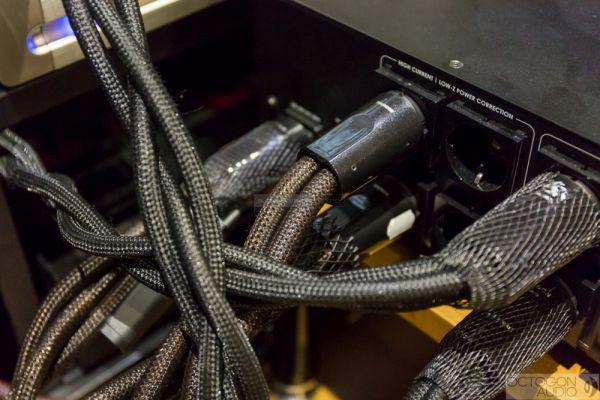 AudioQuest Niagara tápszűrők az Octogon Audioban