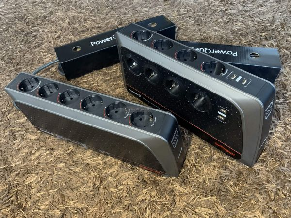 AudioQuest PowerQuest tápszűrők