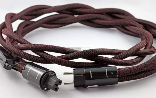 AudioQuest Hurricane tápkábel