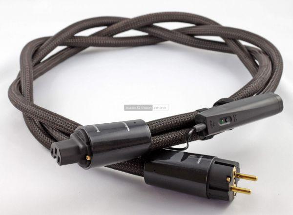 AudioQuest Tornado tápkábel