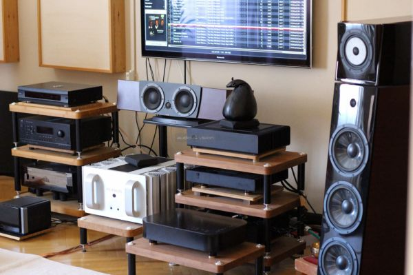 AudioQuest Storm tápkábel teszt a Core Audio-nál