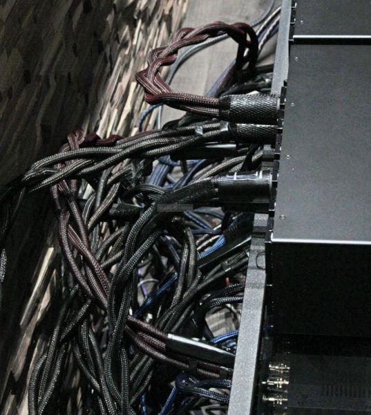 AudioQuest Storm tápkábel teszt az Extreme Audio-ban
