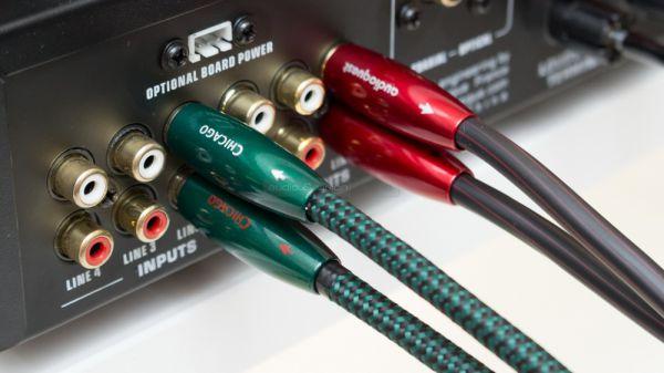 AudioQuest szerelhető kábel