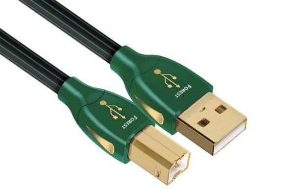 AudioQuest Forest USB-A USB-B kábel