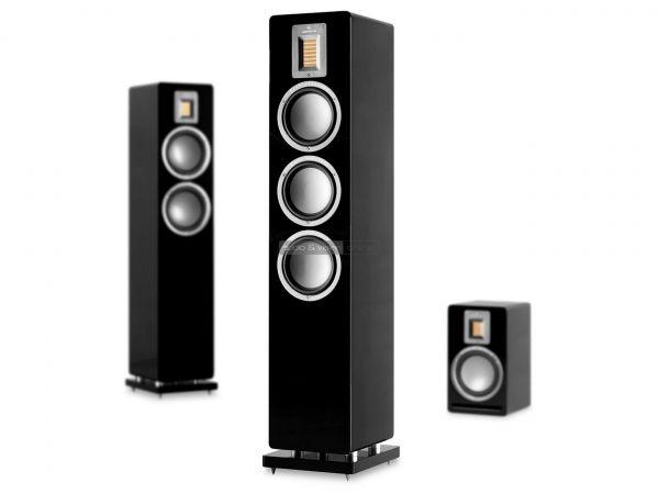 Audiovector QR hangfalak