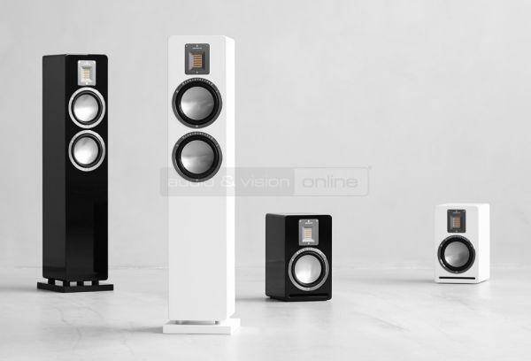 Audiovector QR 3 és QR 1 hangfalak