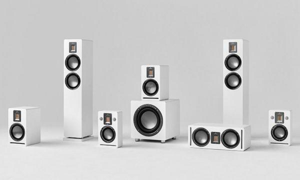 Audiovector QR szériás hangfalak