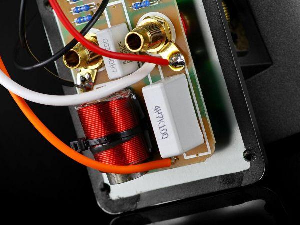Audiovector R1 Signature hangfal keresztváltó