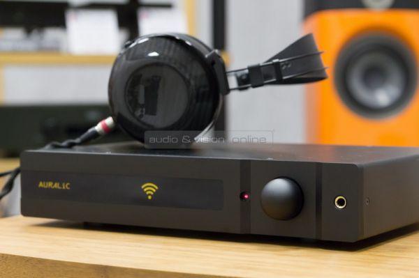 AURALiC ALTAIR hálózati lejátszó és DAC az Audio Centrumban