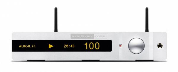 AURALiC ALTAIR hálózati lejátszó és DAC