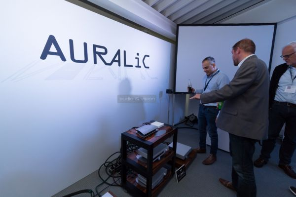 AURALiC HIGH END 2015