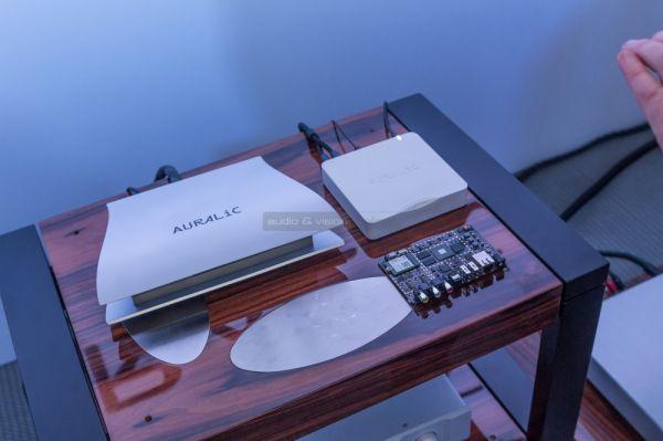 AURALiC ARIES MINI hálózati audio lejátszó