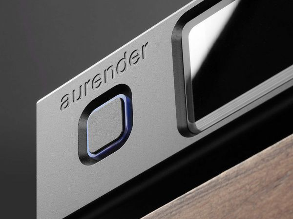 Aurender N100C digitális futómű