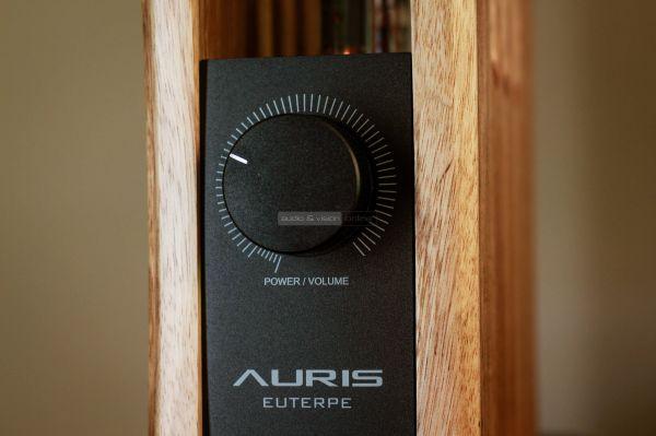 Auris Euterpe csöves fejhallgató erősítő