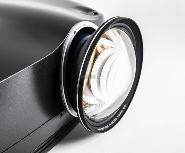 Barco Optix Cinemascope házimozi projektor EN-47 lencsével
