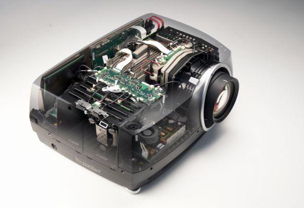 Barco Optix Cinemascope házimozi projektor EN-41 lencsével