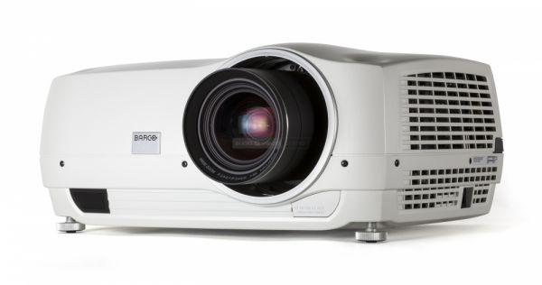 Barco Optix Cinemascope házimozi projektor EN-43 lencsével