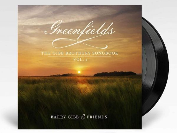 Barry Gibb and Friends Greenfields The Gibb Brothers Songbook Vol 1 LP