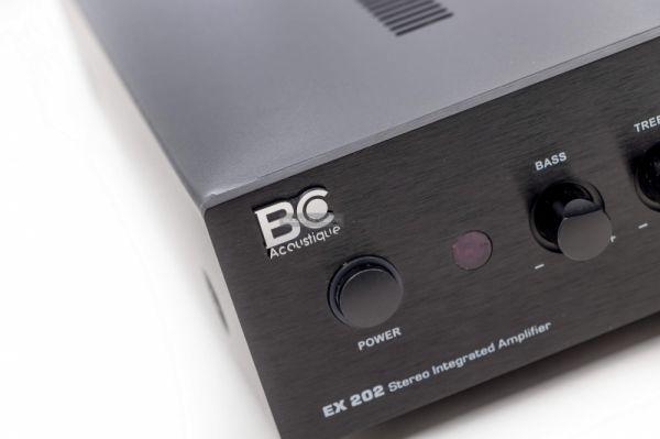 BC Acoustique EX-202.2 sztereó erősítő