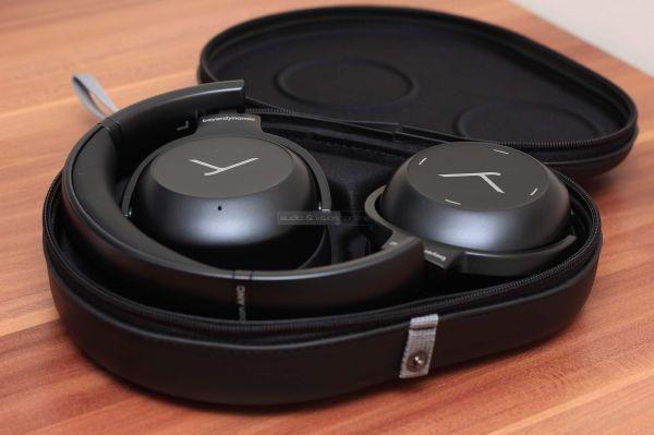 Beyerdynamic Lagoon ANC aktív zajzáras Bluetooth fejhallgató tok