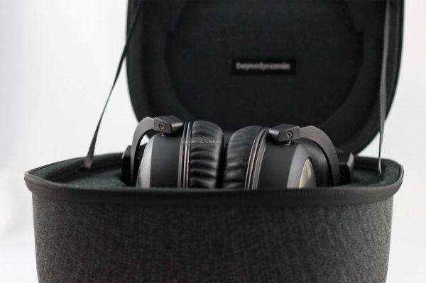 beyerdynamic T5 3rd Generation fejhallgató tok