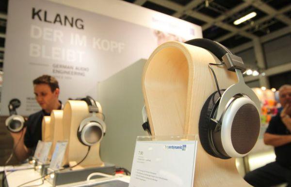 Beyerdynamic T 90 audiofil fejhallgató IFA 2012