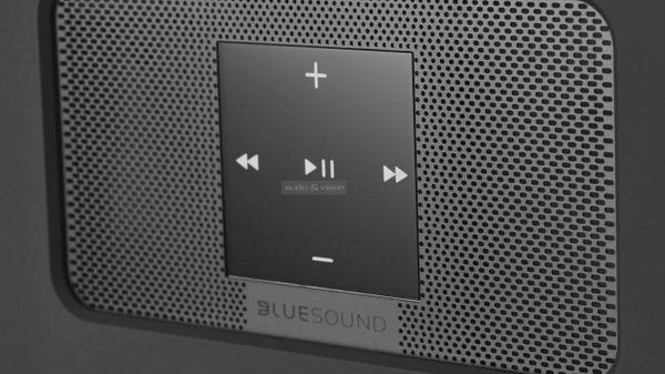 Bluesound POWERNODE 2i hálózati sztereó erősítő
