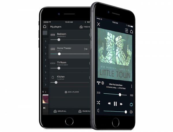 Bluesound PULSE SOUNDBAR App