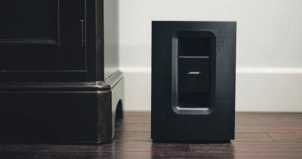Bose CineMate 520 házimozi rendszer mélyláda
