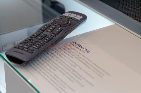 Bose demófal az Extreme Audio-nál