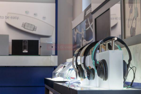 Bose fejhallgatók az Extreme Audio-nál