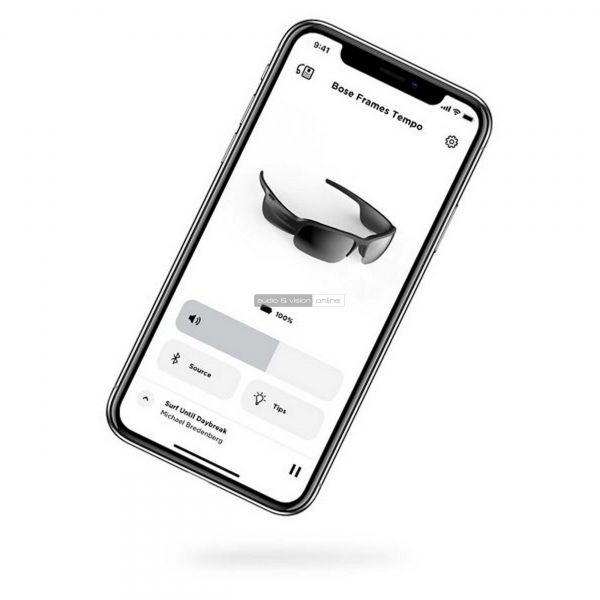 Bose Frames Tempo App