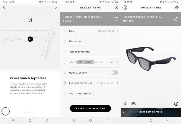 Bose Frames App