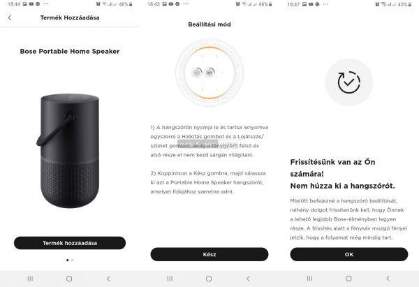 Bose Portable Home Speaker App