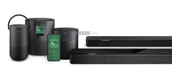 Bose Portable Home Speaker family