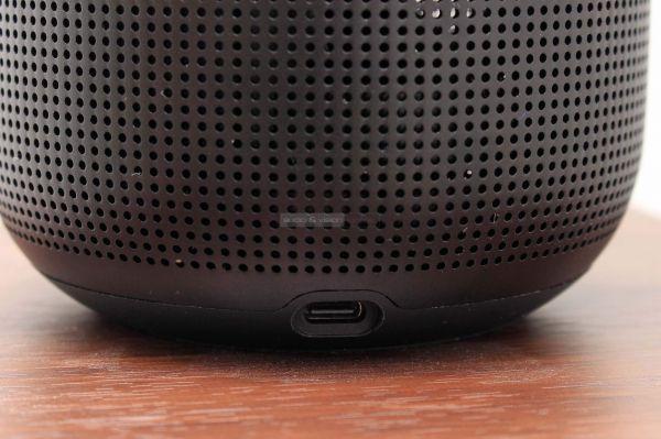 Bose Portable Home Speaker hangszóró USB-C csatlakozó