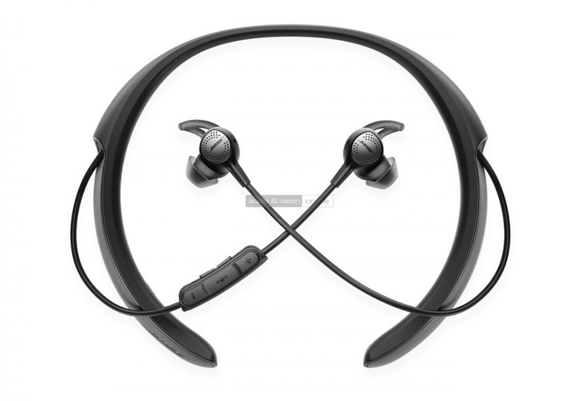 Bose QuietControl 30 aktív zajzáras Bluetooth fülhallgató teszt  9c8c47b771